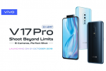 Vivo V17 Pro Specs are now officially announced with Dual Pop-up Selfie Camera